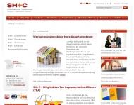 Bild SH+C Schwarz Hempe&Collegen GmbH, Wirtschaftsprüfungsges. Steuerberatungsges. Wirtschaftsprüfung