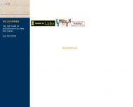 Bild Webseite Brinkmann & Partner Schwerin