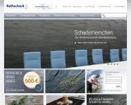 Bild Webseite Schiefer Fachverband in Deutschland Köln