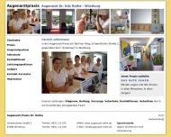 Das Gute Sehen Augenarzt Udo Rothe, W?rzburg