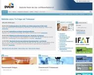 Bild DVGW Deutscher Verein des Gas- und Wasserfaches e.V. Wirtschafts- und Berufsverbände
