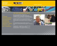 Bild Webseite  Minden