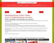 Bild Werbegestaltung Kreativ GmbH