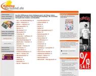 Bild Webseite Spotlight Boxing Hamburg