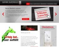Bild Webseite Werbe Rupprecht Freital