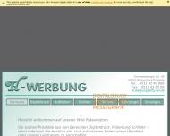 Website H-Werbung