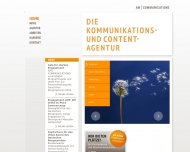 Bild Webseite AM Köln