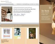 Autorenbuchhandlung M?nchen, Wilhelmstra?e 41, 80801 M?nchen
