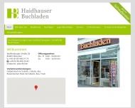 Haidhauser Buchladen - Startseite