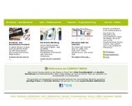 Bild Webseite P + N Offsetdruck Hamburg