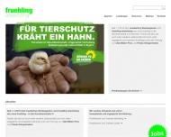 Bild Webseite schwecke.mueller Werbeagentur München