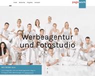 Bild Webseite Pagework Hamburg