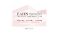 Bild Bahn, Kommunikation und Human Management GmbH