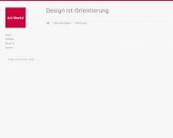 Bild Webseite Art Works! Hamburg