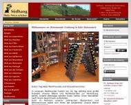 Bild Weinhandel Südhang