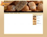 Bild Webseite ACAR Bäckerei- und Konditorei Berlin