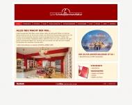 Bild Webseite Café Wien Sylt-Ost