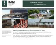 Bild Holst Fr. (GmbH & Co. KG) Hoch- und Tiefbau