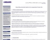 Bild Brand Wassertechnik GmbH