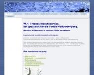 Bild Thiebes W. H. GmbH & Co. Wäscheservice KG Wäscherei