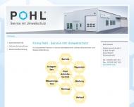Bild Webseite Pohl Rösrath
