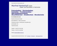 Bild Manfred Henkenhaf GmbH