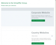 Welcome to the Schaeffler Group