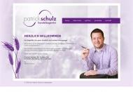 Bild Webseite Schulz Uwe Berlin