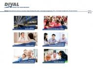 Bild Webseite Maklerbüro Troisch & Partner Berlin