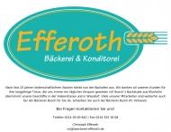 Bild Bäckerei Efferoth GmbH