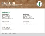 Website Horst Riebe
