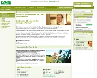 Website Ring Versicherungsagentur