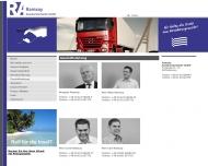 Website Ramsay Assekuranzmakler