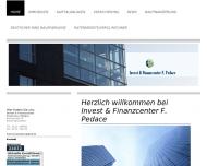 Bild Webseite  Ratingen