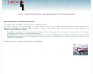 Bild Webseite  Siegbach