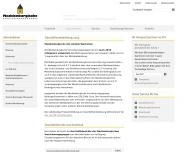 Website Mecklenburgische Versicherungsgruppe Herrich Hellwich und Hering Versicherungsbüro