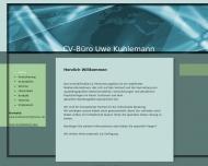 Website Servicebüro Kuhlemann