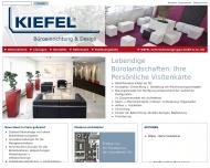 Bild Kiefel Büroeinr. & Design GmbH& Co.KG