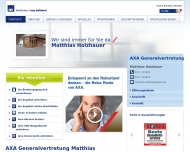Bild Webseite Holzhauer Matthias Siegen