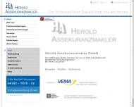 Bild Webseite  Hainburg
