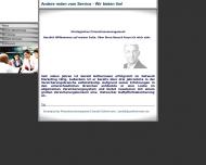 Bild Webseite  Spechbach