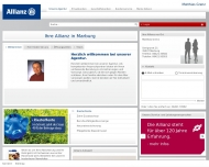 Bild Versicherungen Allianz Matthias Grenz