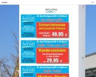 Bild Webseite  Zell