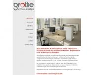Grothe Office-Design B?roplanung, B?roeinrichtung und B?rom?bel
