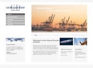 Bild Webseite Georg Duncker Hamburg