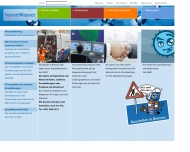 Website hanseWasser Bremen