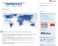 Bild RIEWOLDT GmbH Packmittel Verpackungstechnik Schneid- Selbstklebetechnik