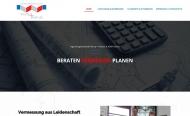 Bild Webseite Werny + Partner Ingenieurgesellschaft Spiesen-Elversberg