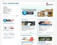 Bild Koch + Schröder GmbH
