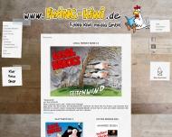Website Flying Kiwi Verlag